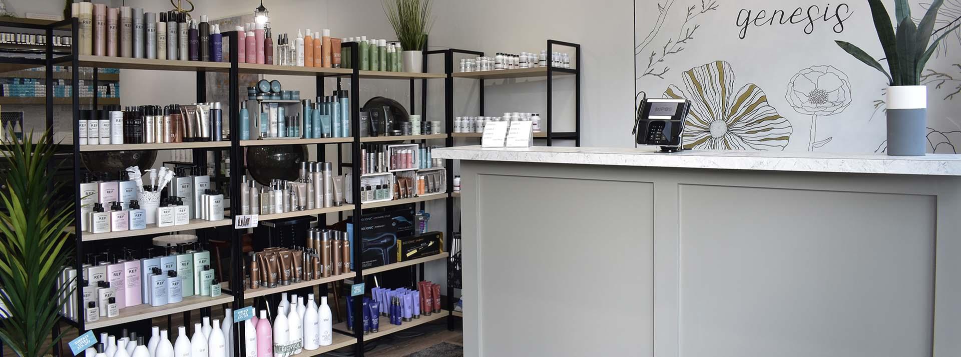 Hair salon Rockford Mi