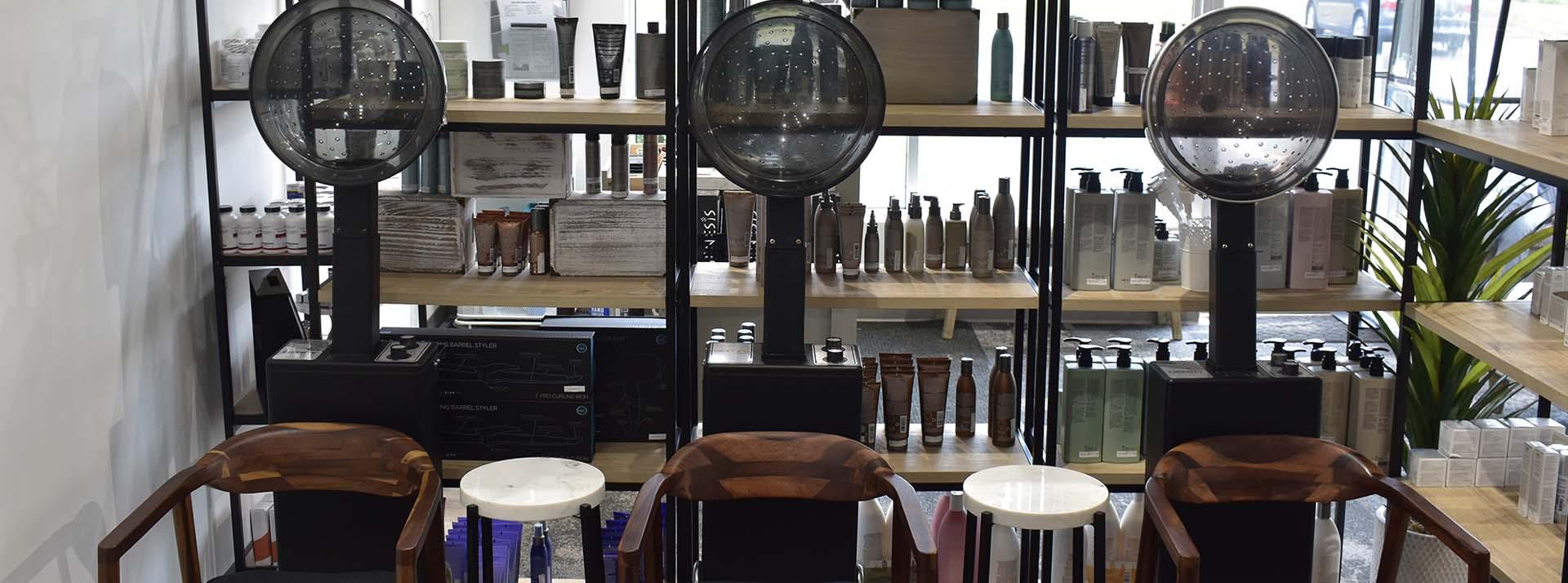 Genesis Hair Salon Rockford Michigan Foyer