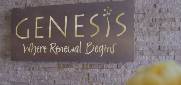 Genesis Where Renewal Begins